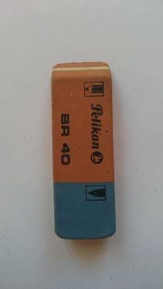 Para esto sirve REALMENTE la parte azul de la goma de borrar 45aa35f274c