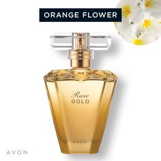 Avon's Rare Gold Eau de Parfum Spray has a brand new design with your same favorite scent! Avon Perfume, Perfume Bottles, Peach And Lily, Online Shopping, Flower Perfume, Oil Shop, Shops, Parfum Spray, Body Spray