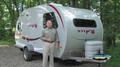Heartland's eye-catching MPG Travel Trailer is quickly becoming the RV of choice for weekend warriors! From it's classic retro look and aerodynamic shape to ...