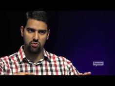 Nabeel Qureshi // Why I stopped believing Islam is a religion of peace - YouTube