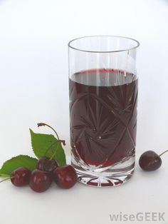 Cherry juice is one of the most common natural remedies for gout.