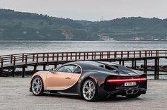 Bugatti Chiron (2017) W16