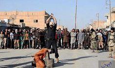"""""""داعش"""" يجزُّ رؤوس 4 رجال ويقتل آخرين…: أطلق تنظيم """"داعش"""" المتطرف، حملة إجرامية جديدة لتضيقق الخناق على المدنيين السوريين والعراقيين الذين…"""