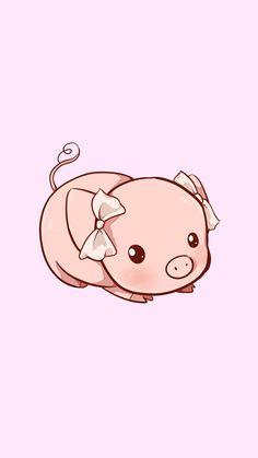 Best Kawaii Pig Wallpaper Kawaii Wallpaper Lock Screen Wallpaper Pinterest Android Iphone Wallpaper Background Believe Pinterest