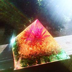 オルゴナイト【開花】