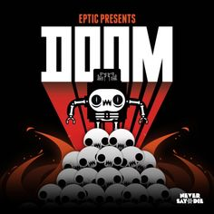 Darkly enticing and a meander through the young producers' artistic mind; 'Doom' EP marks Eptic's fourth release on Never Say Die Records. #DoomEP #dnb