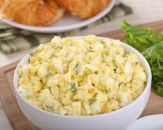 'Deviled' Egg Salad