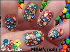 M's nails