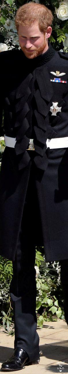 Prince Harry #princeharry #royalwedding Royal Wedding Prince Harry, Harry Wedding, Meghan Markle Prince Harry, Prince Harry And Meghan, Handsome Prince, Lady Diana, Prince Charles, Long Live, Husband Wife