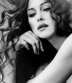 Monica Bellucci by Signe Vilstrup