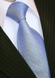 Men's #Fashion Clothing: #Ties: Shopinthebox Blue Woven Silk Classic Woven Man Tie Necktie TIE(#Blue): Accessories