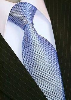 Men's #Fashion Clothing: #Ties: Shopinthebox Blue Woven Silk Classic Woven Man Tie Necktie TIE(#Blue): Accessories