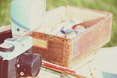 From Katie's Pencil Box  Makes me want to have a picnic! :)