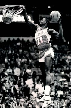 Dominique Wilkins [Atlanta Hawks]---THE HUMAN HIGHLIGHT