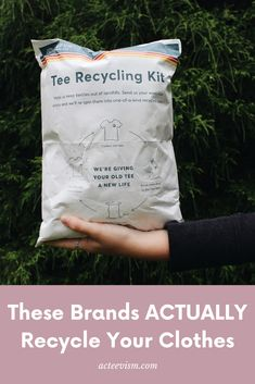 Where To Recycle Your Old Clothes Where To Recycle, Help The Environment, Recycling Programs, Green Life, Useful Life Hacks, Sustainable Living, Natural Living, Tricks, Eco Friendly