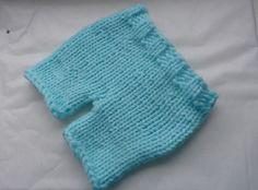 Newborn Knit Diaper Cover Girl Diaper Cover Newborn by Ifonka, $13.00