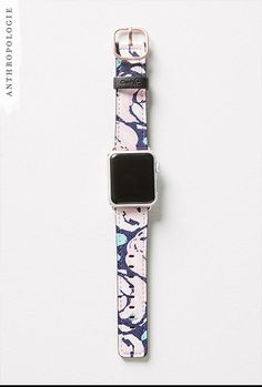 Casetify Scotland Leather Apple Watch Band |  Shop Anthropologie holiday gifts