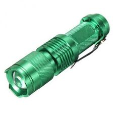 Mini Waterproof Tactical Flashlight