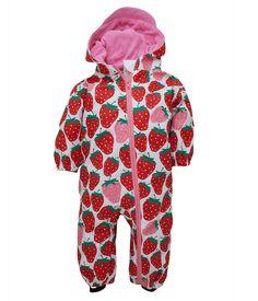 Strawberry jumpsuit