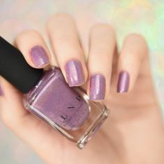 ILNP Nail Polish - Dreaming In Violet