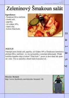 Saláty | Šmakoun Red Peppers