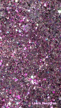 Purple Glitter And Wallpaper Image Pretty In Purple Pinterest