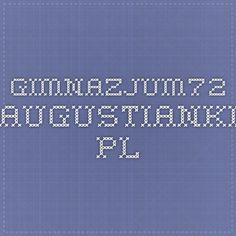 gimnazjum72.augustianki.pl