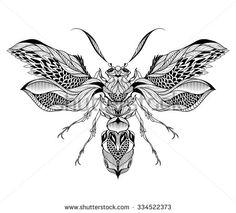 Zentangle Animal Stock Vectors & Vector Clip Art | Shutterstock