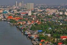 Ko Kret and Mueang Nonthaburi by Pfriemer