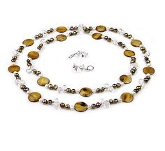 Victoria Necklace - Multicolor Baroque 4-6mm Freshwater Necklace