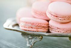 pink macarons #pink