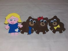 Foam Finger Puppets - and more. This blog has preschool activity ideas.