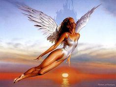 Tapeta Angel - Wallpaper Angel
