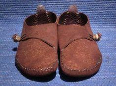 Osborne leather moccasins