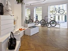 EVA BLUT City Guide Vienna Retail Shop, Dining Table, Cool Stuff, Vienna, Restaurants, Furniture, Design, Home Decor, Decoration Home