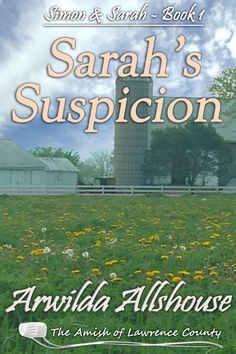 The young Amish girl, Sarah Noll is a romantic at heart, inclined to snooping and leaping from buggies. Her newly married friend, Sadie Byler Shrop tells her she has to come down to earth and make a choice of who she will marry.