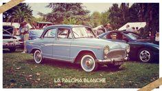 NAVIG'AIX Exposition de voitures anciennes Savoie Série de La Paloma Blanche