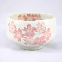 Chawan (Matcha bowl) - Sakura – zen tea