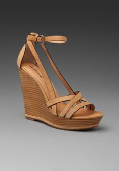 MATISSE Joss Wedge Sandal in Camel at Revolve Clothing - Free Shipping!
