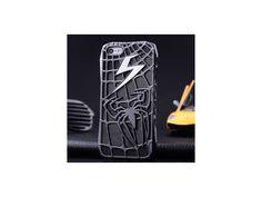 Spider-man kryt (obal) pre Iphone 5 5S - silver (strieborný 836dd6df6af