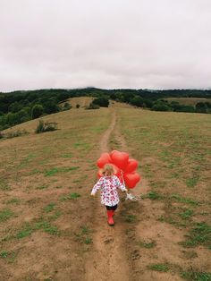 Heart balloons | Klodjana Dervishi | VSCO