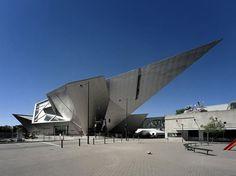 Daniel Libeskind, Denver Art Museum extension