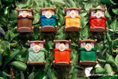 Encantada : Festa kids: Branca de neve