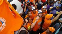 Revista El Cañero: Karim Abu Naba'a participa en el cierre de campaña...