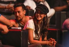Tiger Shroff and Disha Patani Bollywood Couples, Bollywood Actress Hot Photos, Bollywood Stars, Best Couple Pictures, Couple Pics, Couple Goals, Famous Indian Actors, Disha Patni, Tiger Love