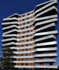 24>Harchitecture-Residential Tower-Nijmegen (NL) | mapolis | Architektur – das Onlinemagazin für Architektur