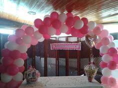 Arco de globos. Balloon arch
