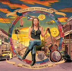 """""""The Body Electric"""" by Puerto Rican singer songwriter Alynda Lee Segarra of Hurray for the Riff Raff has been declared 2014 Political Folk Song of the Year by the National Public Radio (NPR) in the US."""