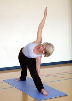 Yoga improves arthritis symptoms and mood, study finds