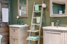 Badkamers Landelijk Van Heck Ideas Para, Toilet, Vanity, Deco, Bathroom, Ideal House, Vanity Area, Bath Room, Lowboy